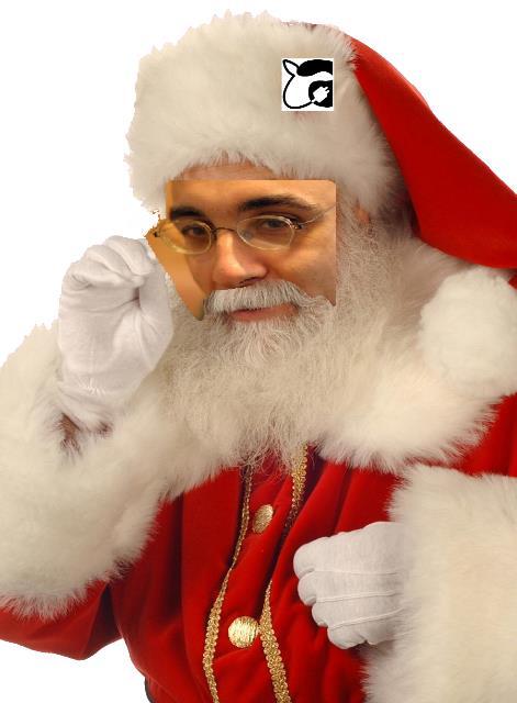 Le Père Noël de la Fantasy !