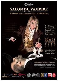 Salon du vampire, 3e édition @ Maison des Italiens | Lyon | Rhône-Alpes | France