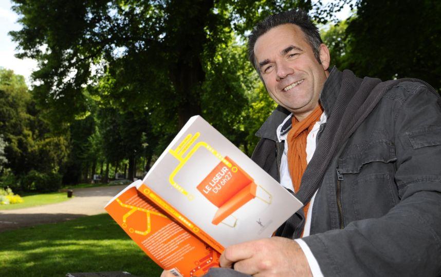Jean-Paul Didierlaurent - le liseur du 6h27