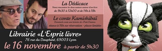 Journée Petit Chaton - Dominick et Romain Lubière
