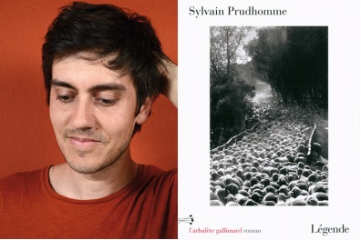 Légende - Sylvain Prudhomme