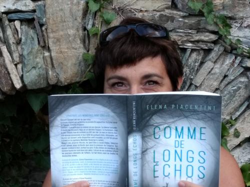 Comme de longs échos - Elena Piacentini