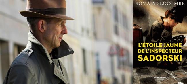 L'étoile jaune de l'inspecteur Sadorski - Romain Slocombe width=