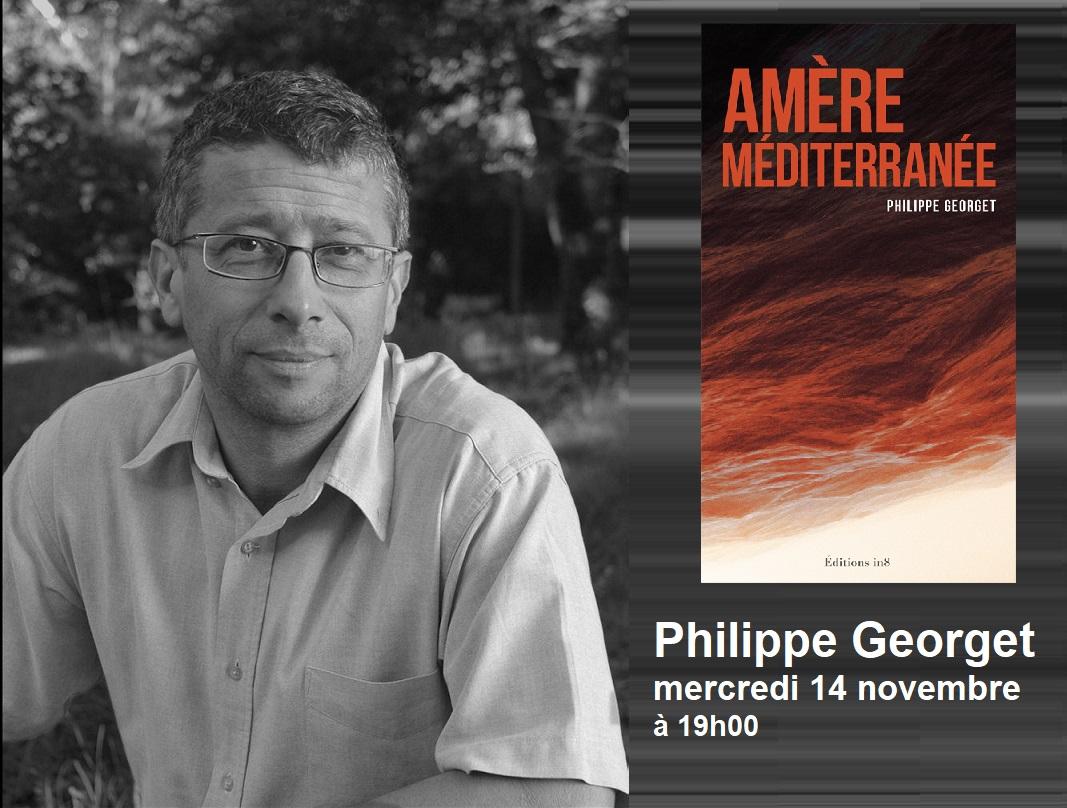 Philippe Georget - Amère Méditerrannée