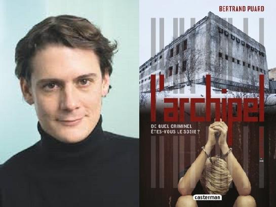 Bertrand Puard - L'Archipel