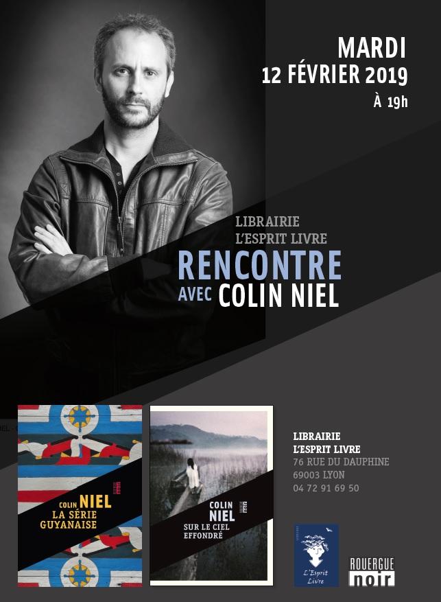Colin Niel - Sur le ciel effondré