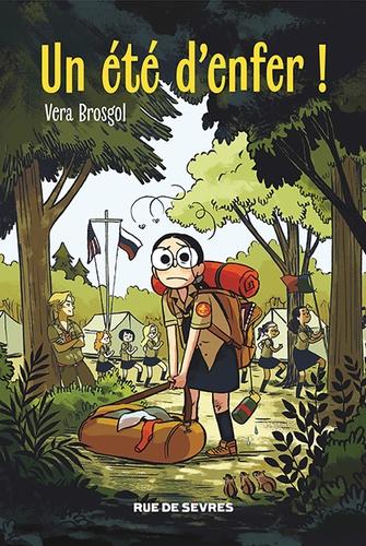 Un été d'enfer - Vera Brosgol