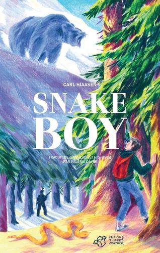Snake Boy - Carl Hiaasen