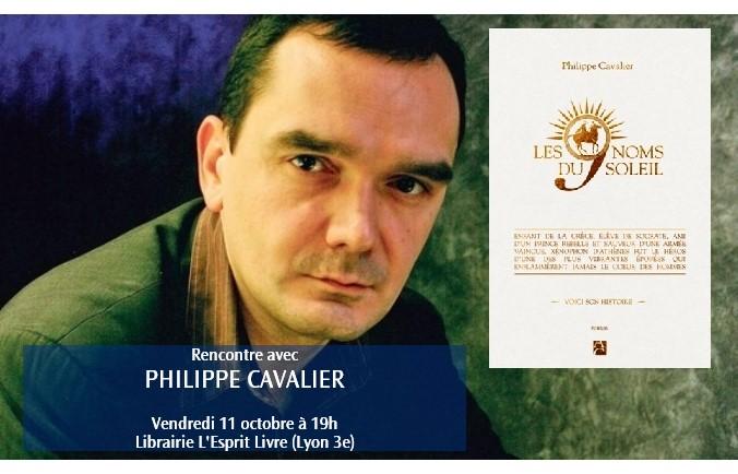 Les neuf noms du soleil - Philippe Cavalier