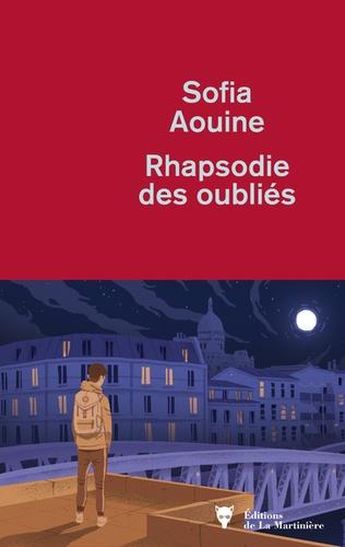 Rencontre avec Sofia Aouine pour Rhapsodie des oubliés (Ed. de La Martinière) @ Librairie L'Esprit Livre | Lyon | Auvergne-Rhône-Alpes | France