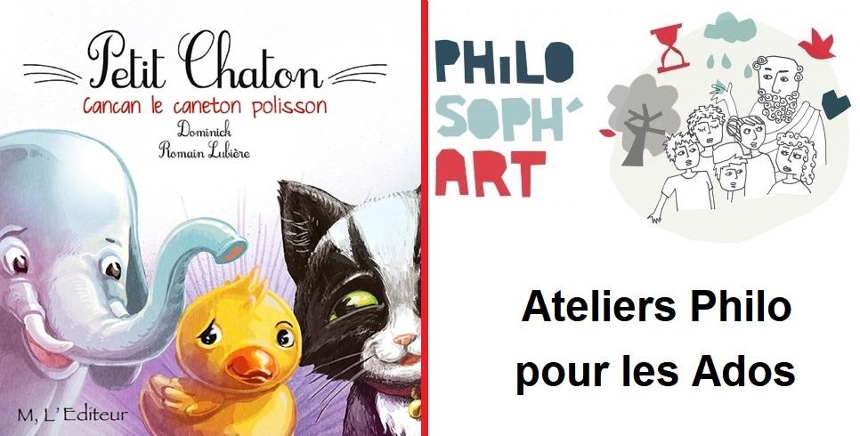 Petit Chaton & Atelier Philo