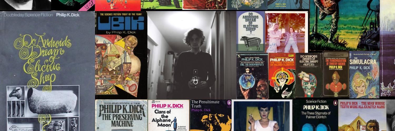 Soirée Ciné-Concert autour de l'oeuvre de Philip K. Dick par Léo Grise @ Librairie L'Esprit Livre