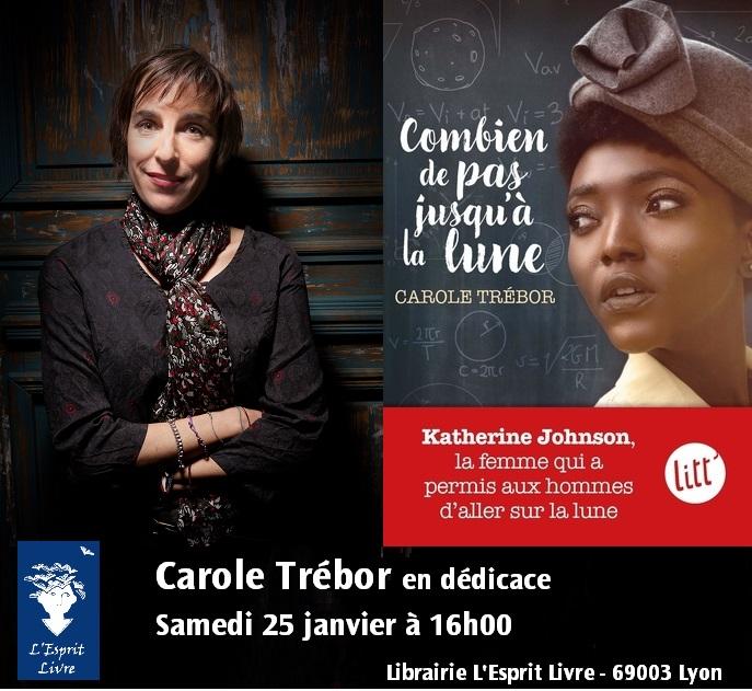 Atelier Philo & Dédicace - Carole Trébor