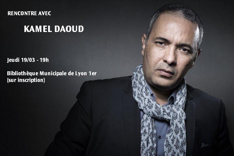 Rencontre avec Kamel Daoud