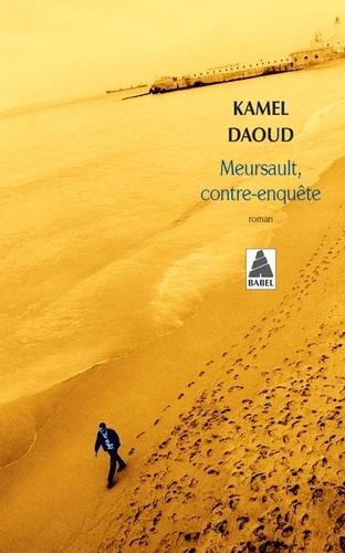 Conférence avec Kamel Daoud - Editions Actes Sud