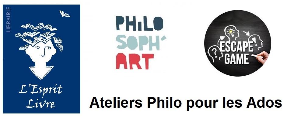 Escape Game & Atelier Philo pour les Ados