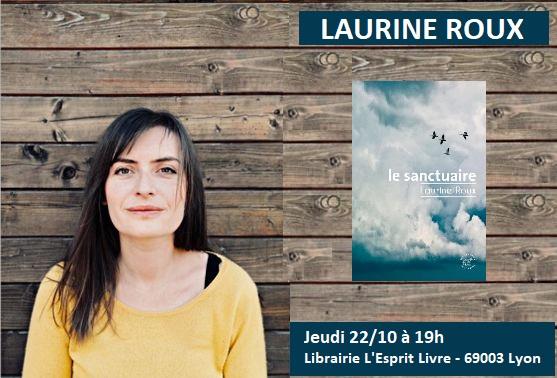 Rencontre avec Laurine Roux - Le Sanctuaire